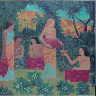 libations-cinq-figures-foret-mythique