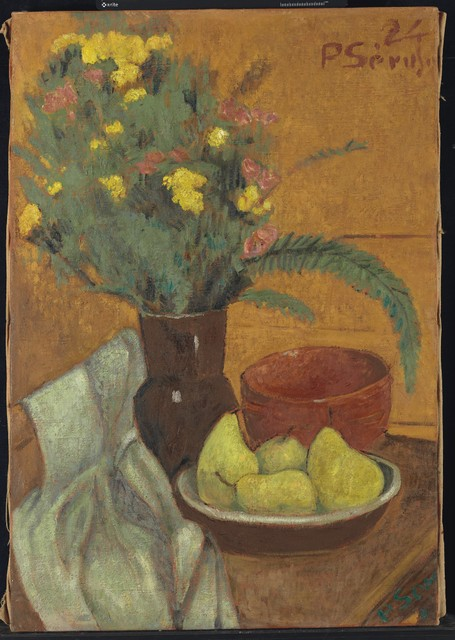 nature-morte-aux-poires-bouquet-de-fougeres