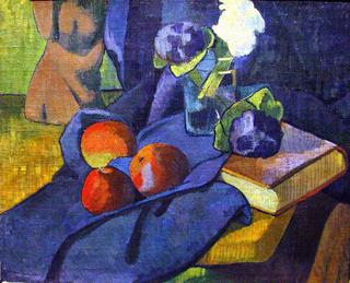nature-morte-pommes-violettes